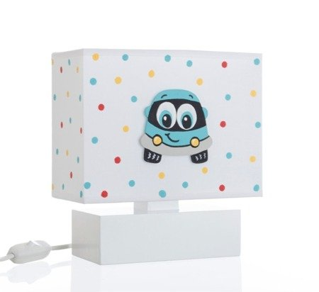 Bedside Table Lamp Car P101